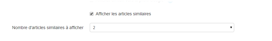 Articles similaires 1